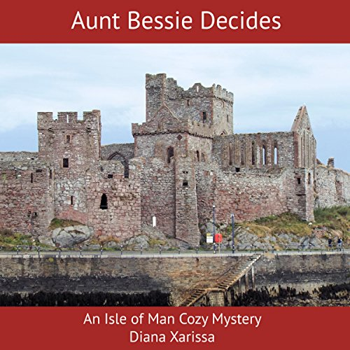 Aunt Bessie Decides audiobook cover art