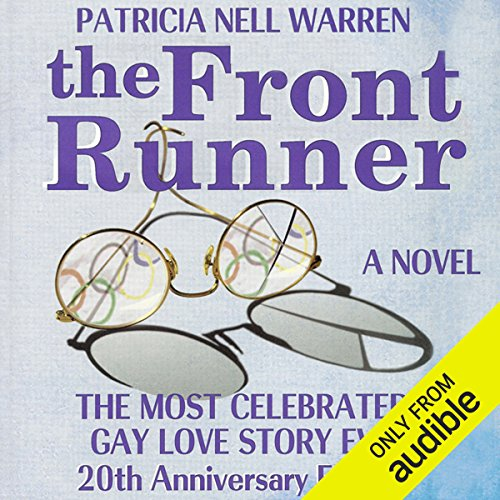 The Front Runner audiobook cover art