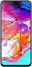 Samsung Galaxy A70 (128GB, 6GB RAM) 6.7 inches Display, On-Screen Fingerprint, Global 4G LTE GSM Factory Unlocked A705MN/D...