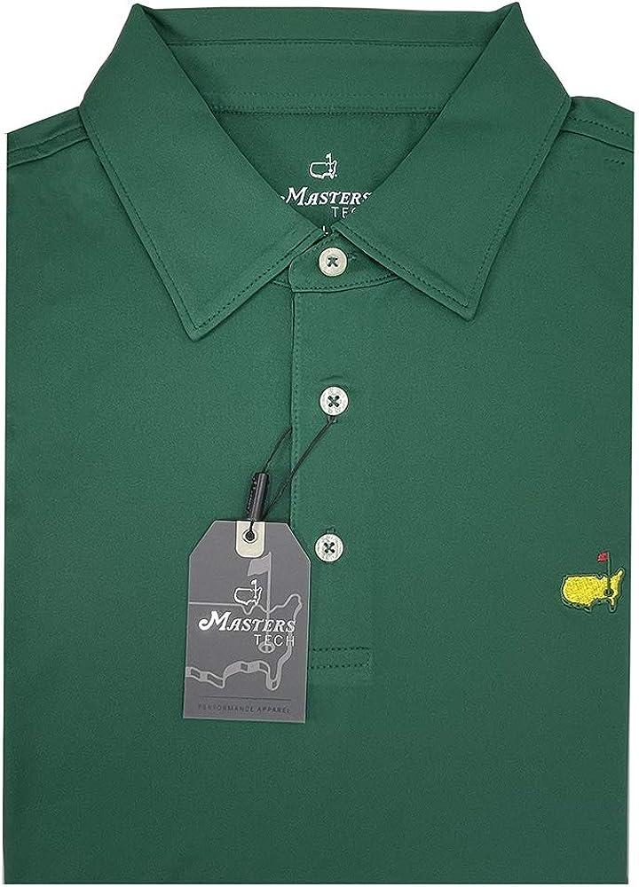 オンラインショップ Masters Green Performance Shirt 新商品!新型 Tech Golf