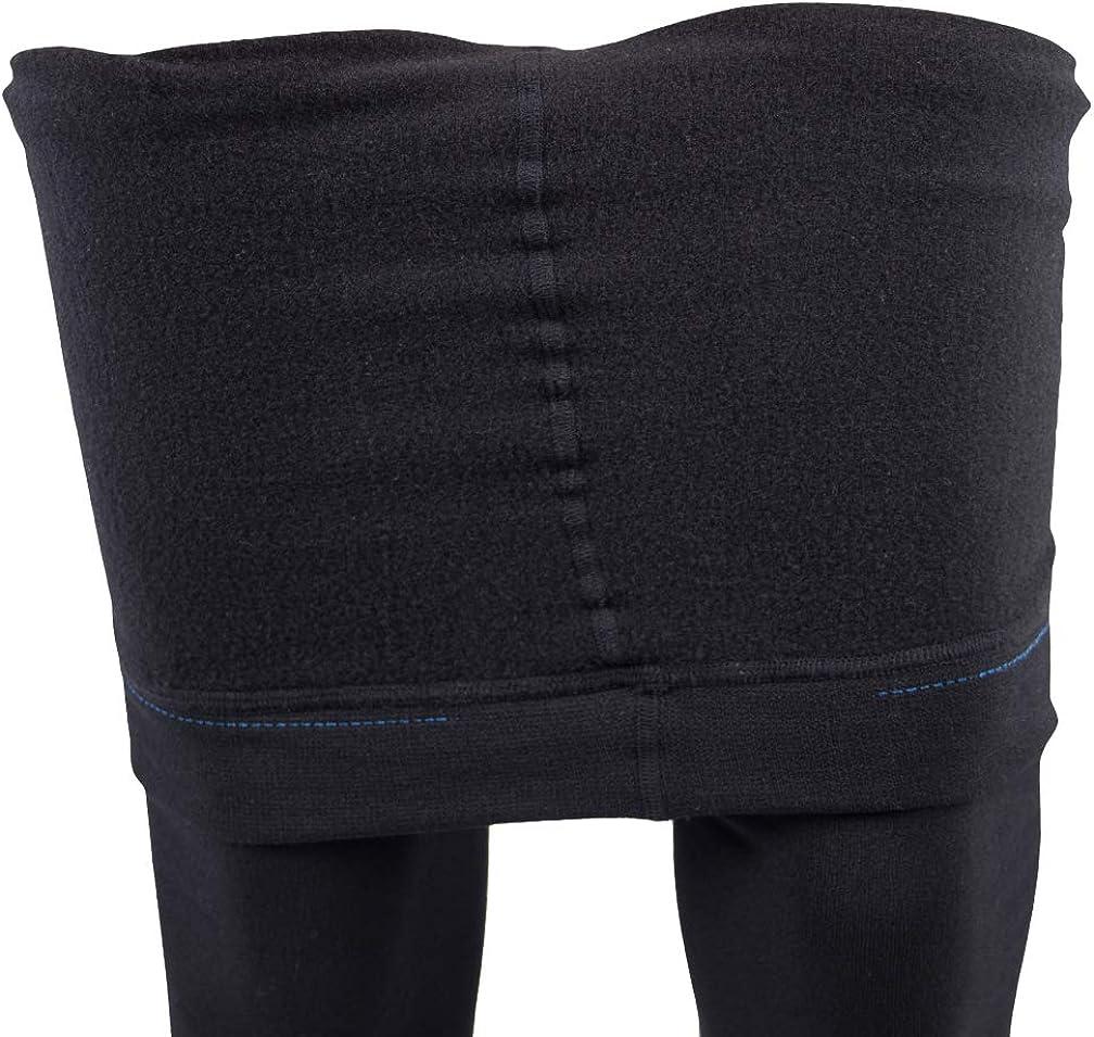 negro Sockenversandhandel 1 pieza Thermoleggings blandos con entrepierna c/ómoda L M azul verde azul marino XXL burdeos S XL