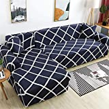 Funda Elástica para Sofá Cubiertas de sofá de esquina para sala de estar Significadores elásticos de sofá cubierta Sofá Sofá Toalla L Forma Chaise Longue Couverture de canapé