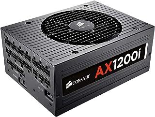 Corsair 1200W Digital ATX Power Supply, AX1200i,Black