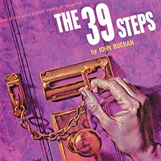 The Thirty-Nine Steps Titelbild