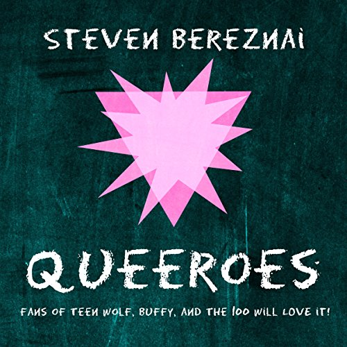 Queeroes audiobook cover art