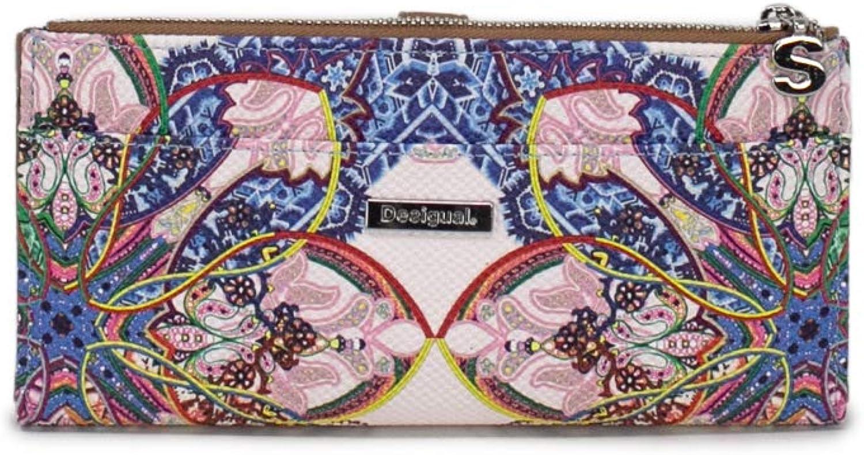 Desigual Wallets woman Mone Mexican Cards Pia 19SAYP26