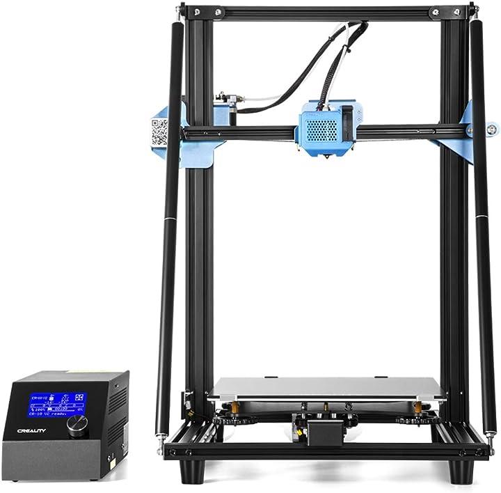 Stampante 3d creality cr-10 v2 con scheda madre silenziosa, alimentatore meanwell 2019 CR-10 V2