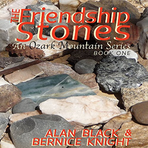 The Friendship Stones audiobook cover art