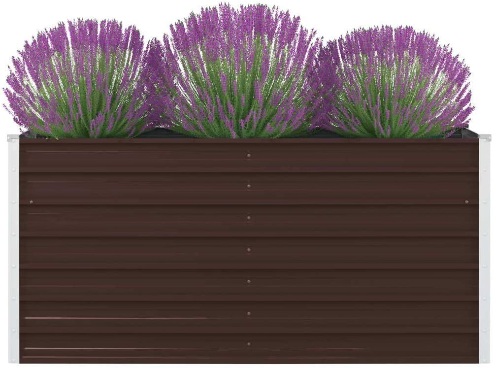 Outdoor Raised Garden Bed Elevated Ranking Don't miss the campaign TOP19 Planter Plant Container Box