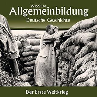 Der Erste Weltkrieg (Reihe Allgemeinbildung) Titelbild