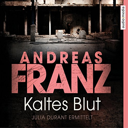 Kaltes Blut audiobook cover art