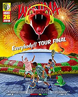 Everybody!! TOUR FINAL<BD> [Blu-ray]