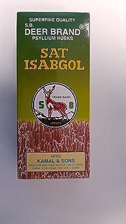 Sat Isabgol Powder (Pack of 5) 100 gm