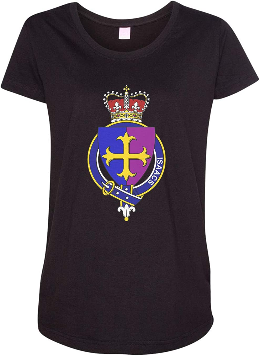 HARD EDGE DESIGN Women's English Garter Family Isaacs T-Shirt