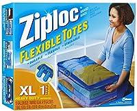 Ziploc FLEXIBLE TOTES XL1