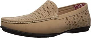 Stacy Adams Men's Cicero Perfed MOC Toe Slip-ON Driving Style