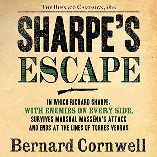 Sharpe's Escape Titelbild