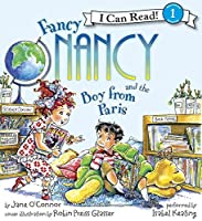 Fancy Nancy and the Boy from Paris Book and CD (I Can Read Level 1)