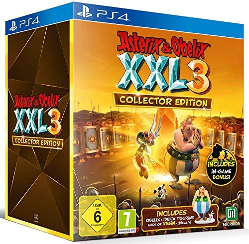 Asterix & Obelix XXL3: The Crystal Menhir - Collectors Edition