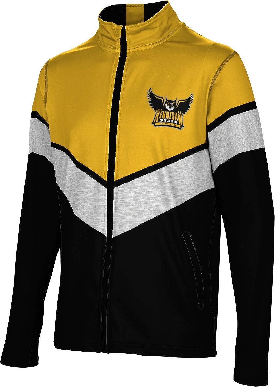 Award-winning store ProSphere Kennesaw State University Men's Elit Zip Spring new work Full Jacket -