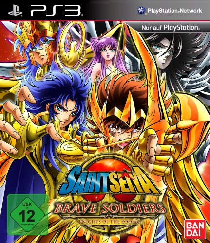 Saint Seiya Brave Soldiers: Knights of the Zodiac