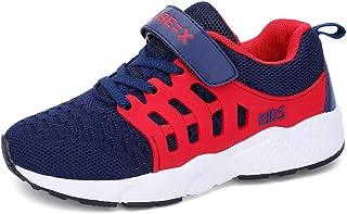 Zapatillas Deportivas Unisex para Niños Zapatillas de Correr Transpirables para Niñas Zapatillas Ligeras
