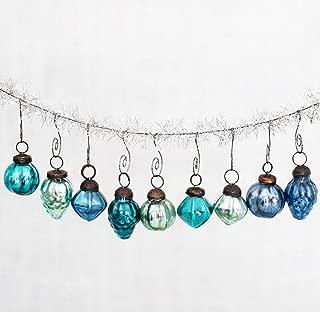 Best aqua glass ornaments Reviews