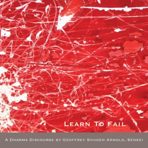Learn to Fail audiobook cover art