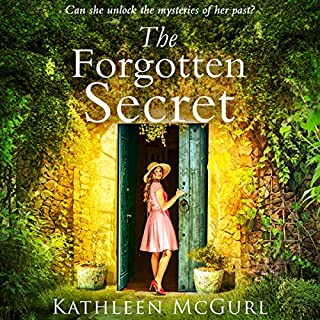 The Forgotten Secret audiobook cover art
