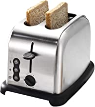 Toaster 2 Slice Wide Slot,Polished Stainless Steel Housing,Cancel, Defrost And Reheating Settings,6-Speed Temperature Cont...