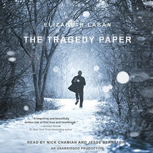 The Tragedy Paper audiobook cover art