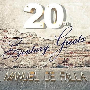 20th Century Greats: Manuel de Falla