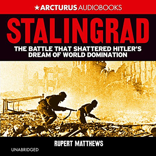 Stalingrad audiobook cover art