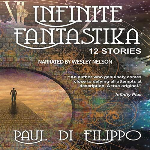 Infinite Fantastika audiobook cover art