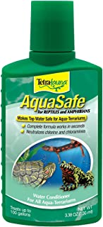 TetraFauna AquaSafe Reptile & Amphibian Water Conditioner