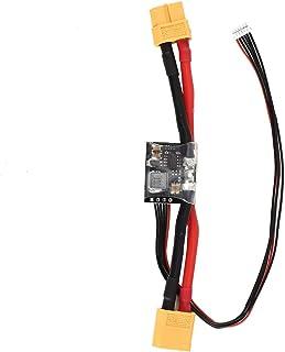 Ba30DEllylelly Conectores Placa de módulo de Potencia XT60 APM con DC 5,3 V BEC para Controlador de Vuelo APM 2,5 / 2,5,2 ...