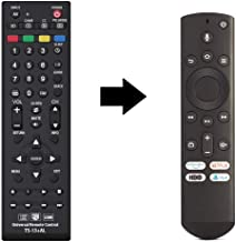 Best Universal CT-RC1US-19 Remote Control for All Toshiba Fire TV Edition, Smart TV, LED/LCD TV and Toshiba fire tv with Learning Function - 1 Year Warranty Review