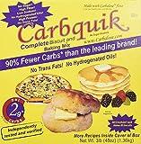 Carbquik Baking Mix, 3 lb (48 oz) (PACK OF 4)