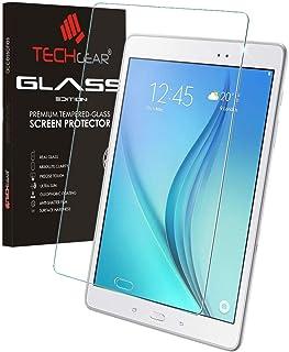 TECHGEAR Vidrio Compatible con Samsung Galaxy Tab A 9.7 Pulgada (SM-T550) - Auténtica Protector de Pantalla Vidro Templado