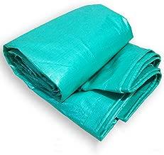 M-Y-L ToldosLona Impermeable Heavy Duty - Hoja de Lona Azul Universal - Camping al Aire Libre Planta de Portada - 180 g/m²,4 * 5m