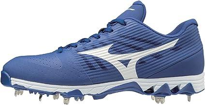 Mizuno Men's 9-Spike Ambition Low Metal Baseball Shoe