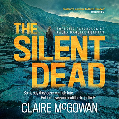 The Silent Dead (Paula Maguire 3) audiobook cover art