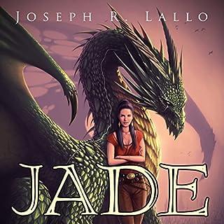 Jade audiobook cover art