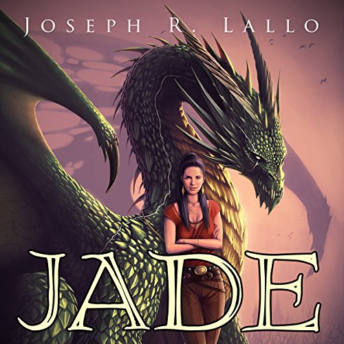 Jade audiobook cover art