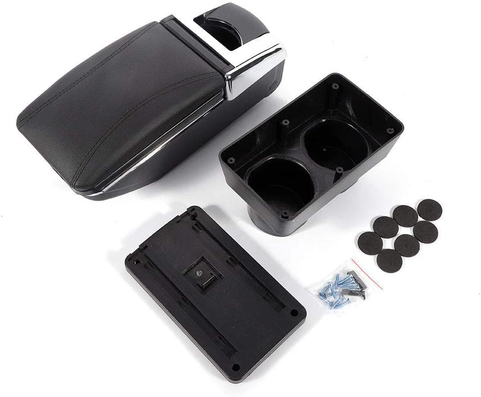 BoTaiDaHong Car Center Console Armrest Wholesale Box Limited price sale Tiid for Nissan Versa