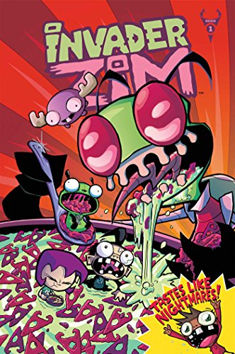 Invader ZIM Vol. 1: Deluxe Edition (1)