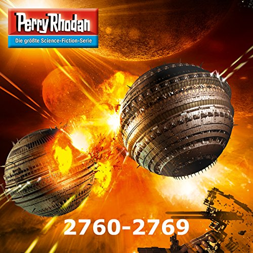 Perry Rhodan, Sammelband 37 audiobook cover art