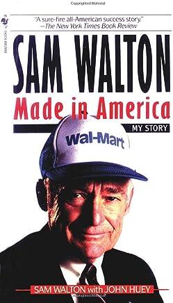 Sam Walton, Made in America: My Story
