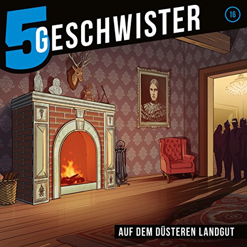 Auf dem düsteren Landgut     5 Geschwister 16              By:                                                                                                                                 Tobias Schuffenhauer                               Narrated by:                                                                                                                                 Tjorven Lauber,                                                                                        Sarah Stoffers,                                                                                        Fabian Stumpf,                   and others                 Length: 1 hr and 5 mins     1 rating     Overall 5.0