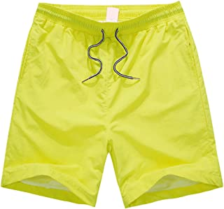 9a7edfce33 Jessie Kidden Womens Shorts Swim Trunks Quick Dry Beach Shorts with Pockets  for Surfing Running Swimming